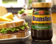 Premier Foods sells Branston pickles and sauces to Mizkan