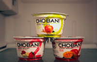 'Greek yogurt'? Not in England. Judges effectively tell Chobani to call a spade a spade... (Picture: Bridget Mahan/Flickr)