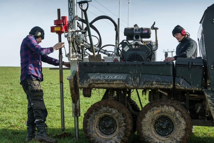 First Milk, Nestlé and Agricarbon launch soil carbon project