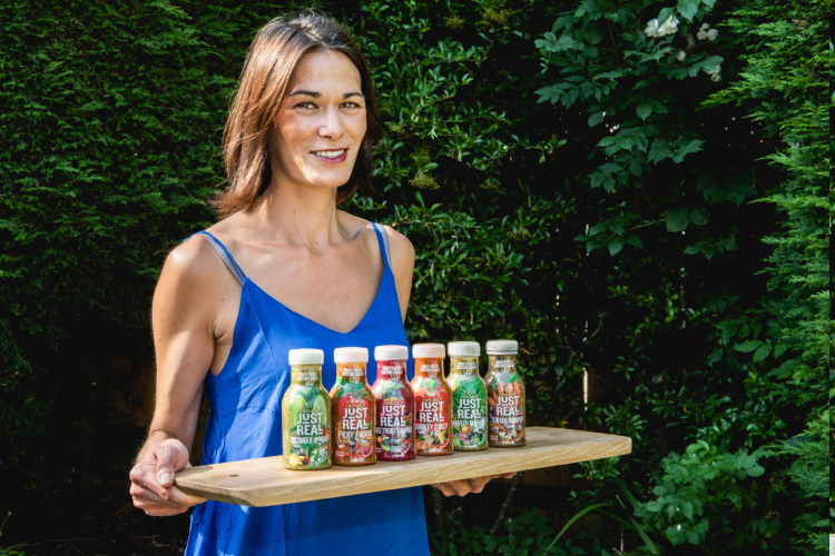 The start-up pioneering 'naked ingredients' and HPP for 'the cleanest, most natural sauces'