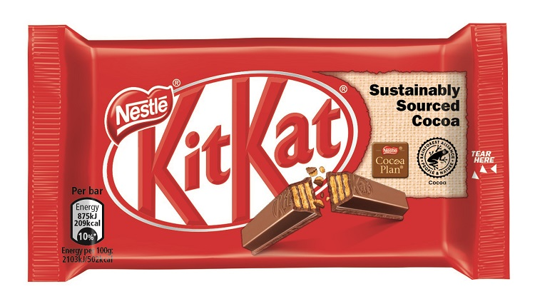 Nestlé sets carbon target for KitKat: 'We are reducing and removing emissions to reach carbon neutrality by 2025' thumbnail